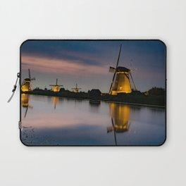 Dutch Wind Mills Laptop Sleeve