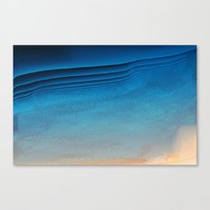 Was Clouds Canvas Print