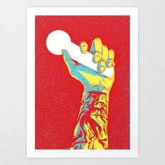 What Is It Worth? No 2 Art Print