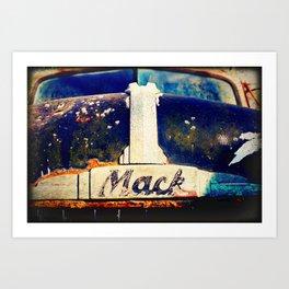 Greetings from the Rustbelt II:  Big Mack Art Print