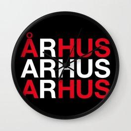 ARHUS Wall Clock