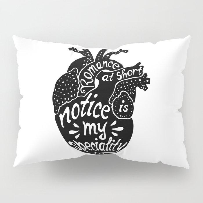 Romance Pillow Sham