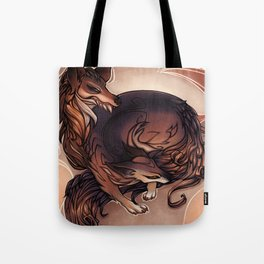 Which one are you ? Tote Bag