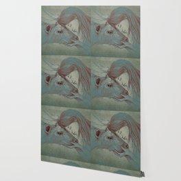 Reindeer Friend Wallpaper