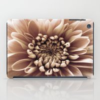 shabby chic iPad Cases featuring Shabby Chic Flower by Dawn OConnor