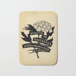 Handmaid's Tale - NOLITE TE BASTARDES CARBORUNDORUM Bath Mat