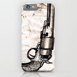 American Pistol II iPhone Case