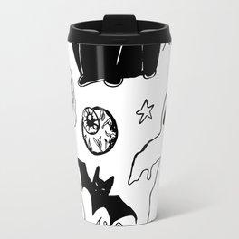 Halloween Doodles 1 Travel Mug