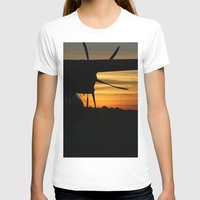 plane T-shirts featuring Plane by Eliel Freitas Jr