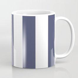 Navy Stripes Coffee Mug