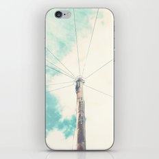 Sky I iPhone & iPod Skin