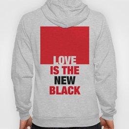 LOVE is the new black IV – Plain Hoody
