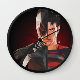 Dawn of Justice Wall Clock