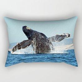 JUMP FOR JOY Rectangular Pillow
