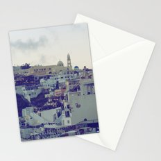 Fira at Dusk V Stationery Cards