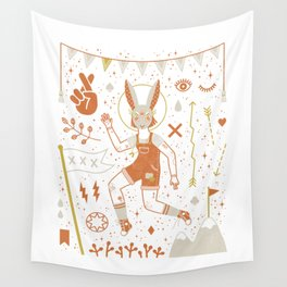 The Trickster Wall Tapestry