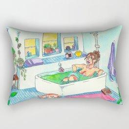 Witchy Relax Rectangular Pillow