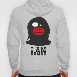 I AM HUMAN Hoody