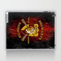 Gryffindor lion quidditch team captain iPhone 4 4s 5 5c, ipod, ipad, pillow case, tshirt and mugs Laptop & iPad Skin
