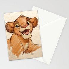 Simba Stationery Cards