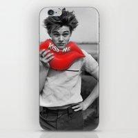 leonardo iPhone & iPod Skins featuring leonardo by Roman Belov