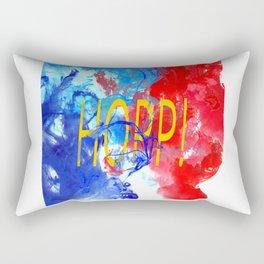 HOPP! - 2nd Part of ALLEZ! Rectangular Pillow