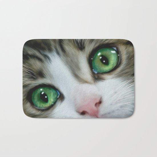 Kitty Cat Bath Mat