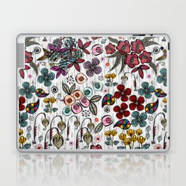 Floral Inspiration Laptop & iPad Skin