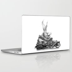 In which a goldfish spoils an outing Laptop & iPad Skin