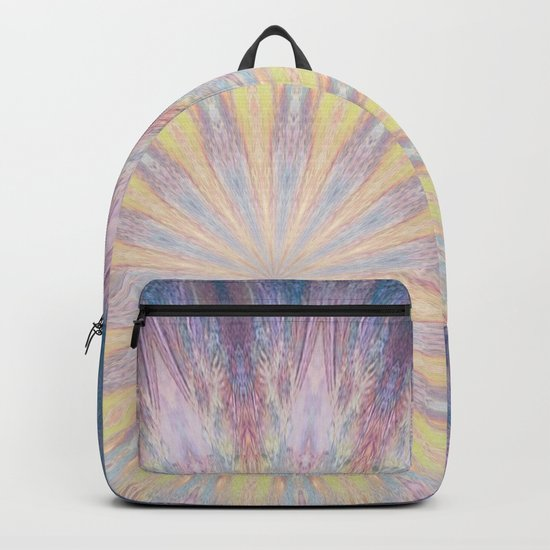 Journey through the wormhole Backpack
