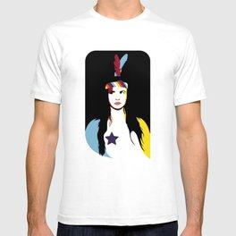 =Juliette Lewis///Black= T-shirt
