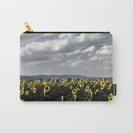 Sunflowers of Tuscany Carry-All Pouch