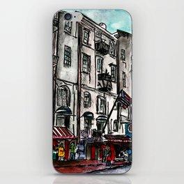 Savannah River Street iPhone Skin