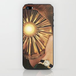 Eye of the beholder iPhone Skin