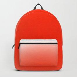 fluodot orange Backpack