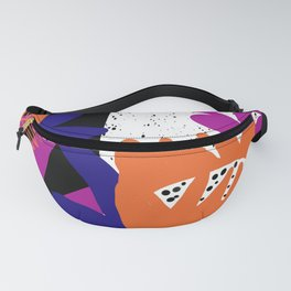 Exotica Floral Fanny Pack