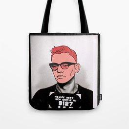 Mugshot 2 Tote Bag