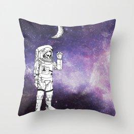 Astronaut Deko-Kissen