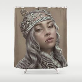 You should see me in a crown Shower Curtain