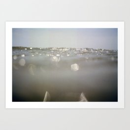 OceanSeries7 Art Print