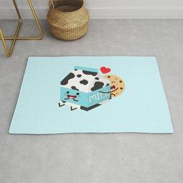 Milk and Cookie Rug