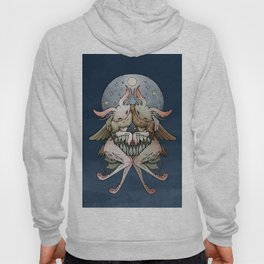A Letter For A Helpless Heart Hoody
