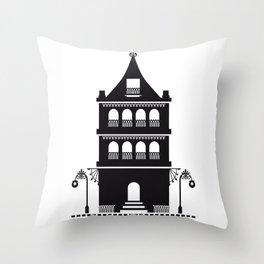 Casitas (04) Throw Pillow