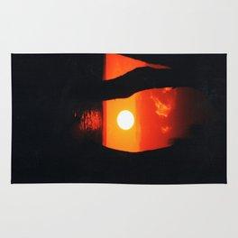 Moorea Sunset Rug