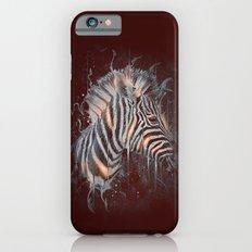 DARK ZEBRA iPhone 6s Slim Case