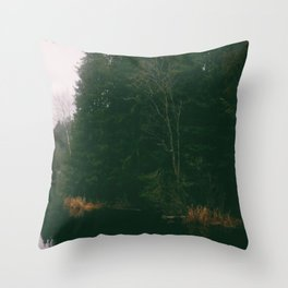 Falkasjön, Närke, Sweden  Throw Pillow