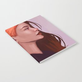 Red Hair Notebook
