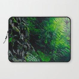 Rocks and Ferns Laptop Sleeve