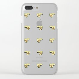 'AVE AN AVO Clear iPhone Case