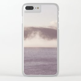 Rising Clear iPhone Case
